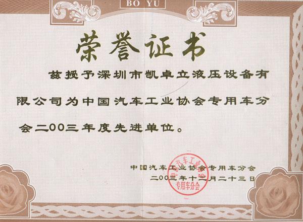 汽车工业协会证